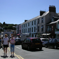 Saundersfoot Cambrian Terrace