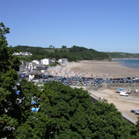 Saundersfoot Beaches