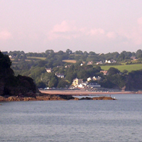 Wisemans Bridge from Saundersfoot